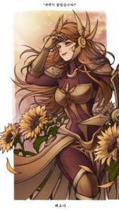 Rating: Safe Score: 14 Tags: armor league_of_legends leona seo-love User: charunetra