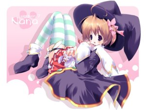 Rating: Safe Score: 14 Tags: hagino_nana majokko_a_la_mode morinaga_korune wallpaper witch User: syaoran-kun