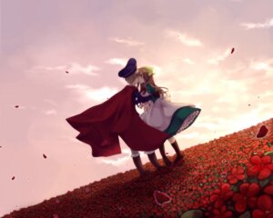 Rating: Safe Score: 8 Tags: hetalia_axis_powers hungary namiri prussia wallpaper User: yumichi-sama
