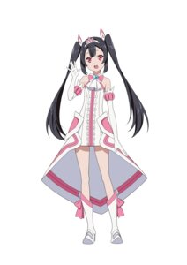 Rating: Safe Score: 14 Tags: armor dress egaonodaika heels tagme User: saemonnokami