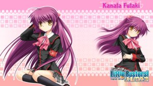 Rating: Safe Score: 9 Tags: futaki_kanata hinoue_itaru key little_busters! seifuku skirt_lift wallpaper User: marechal