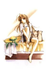 Rating: Safe Score: 16 Tags: hashimoto_takashi pia_carrot takai_sayaka User: androgyne