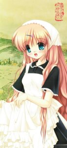 Rating: Safe Score: 21 Tags: hinoue_itaru stick_poster User: van