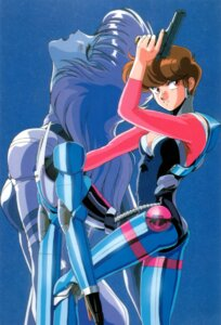 Rating: Safe Score: 4 Tags: asagiri_priscilla bubblegum_crisis sonoda_kenichi User: Radioactive