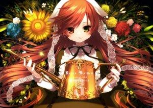 Rating: Safe Score: 16 Tags: dress heterochromia lolita_fashion nagata_shuu rozen_maiden suiseiseki User: Mr_GT