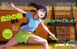Rating: Safe Score: 29 Tags: gym_uniform hanebado! hanesaki_ayano kinunaga_tomohide wet User: drop