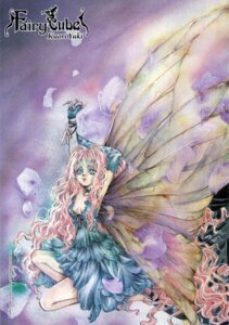 Rating: Safe Score: 6 Tags: ainsel cleavage dress fairy lolita_fashion screening wings yousei_hyouhon yuki_kaori User: Share