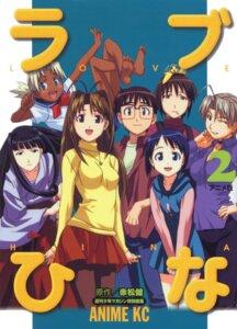 Rating: Safe Score: 6 Tags: aoyama_motoko kaolla_su konno_mitsune love_hina maehara_shinobu narusegawa_naru pantyhose uno_makoto urashima_haruka urashima_keitarou User: Radioactive