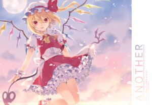Rating: Safe Score: 29 Tags: 6u bloomers flandre_scarlet tail touhou wings User: fairyren