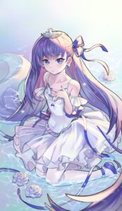 Rating: Safe Score: 14 Tags: dress fate/extra fate/extra_ccc fate/stay_night laon meltlilith see_through wet User: Mr_GT