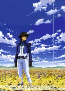 Rating: Safe Score: 8 Tags: calendar gundam gundam_00 male matsukawa_tetsuya setsuna_f_seiei User: Radioactive