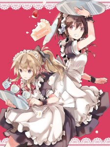 Rating: Safe Score: 29 Tags: maid miya_(tsumazukanai) User: fairyren