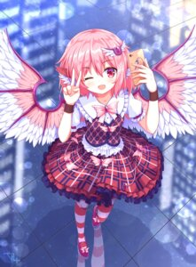 Rating: Safe Score: 15 Tags: mystia_lorelei pantyhose selfie tagme touhou wings User: Mr_GT