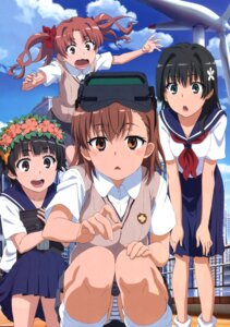 Rating: Questionable Score: 39 Tags: misaka_imouto pantsu photoshop saten_ruiko seifuku shimapan shirai_kuroko to_aru_kagaku_no_railgun to_aru_kagaku_no_railgun_s to_aru_majutsu_no_index uiharu_kazari User: Masutaniyan