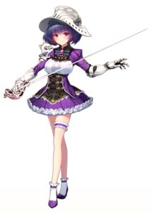 Rating: Safe Score: 39 Tags: armor dress garter heels rheez sword User: nphuongsun93