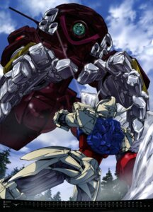Rating: Safe Score: 13 Tags: calendar gundam mecha shigeta_atsushi turn_a_gundam User: drop