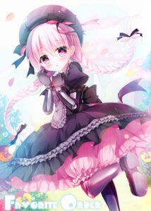 Rating: Questionable Score: 13 Tags: bloomers dress fate/grand_order lolita_fashion nursery_rhyme_(fate/extra) rokudou_itsuki User: Radioactive
