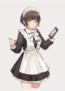 Rating: Questionable Score: 16 Tags: maid saino waitress User: Dreista