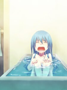 Rating: Questionable Score: 20 Tags: bathing hatsune_miku naked tsubaki_ki vocaloid User: charunetra