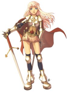 Rating: Safe Score: 9 Tags: armor lord_knight ragnarok_online sword tagme thighhighs User: admin2