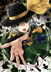 Rating: Safe Score: 6 Tags: garakuta komeiji_koishi touhou User: charunetra