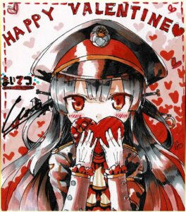 Rating: Safe Score: 13 Tags: cura hachiroku lose maitetsu uniform valentine User: moonian