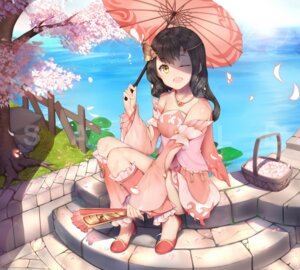 Rating: Safe Score: 34 Tags: asian_clothes hanami_dango_(zzldango) umbrella wuxia_online User: Mr_GT
