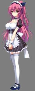 Rating: Safe Score: 62 Tags: akusera heels maid reminiscence thighhighs tigre tomose_shunsaku transparent_png User: gogotea28