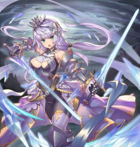 Rating: Safe Score: 45 Tags: armor bodysuit nadare sword User: nphuongsun93