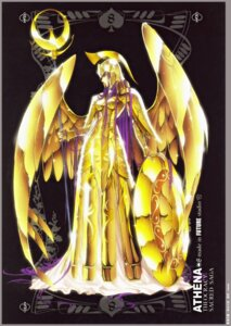 Rating: Safe Score: 18 Tags: armor cropme dress future_studio kido_saori saint_seiya weapon wings User: Radioactive