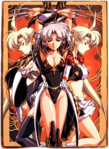 Rating: Questionable Score: 14 Tags: cleavage langrisser urushihara_satoshi User: GP
