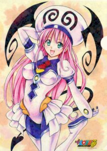Rating: Questionable Score: 17 Tags: duplicate lala_satalin_deviluke to_love_ru yabuki_kentarou User: Share