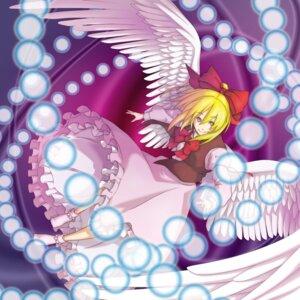 Rating: Safe Score: 4 Tags: gengetsu gusarme touhou wings User: konstargirl
