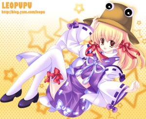 Rating: Safe Score: 6 Tags: moriya_suwako pantsu pupu touhou User: fairyren