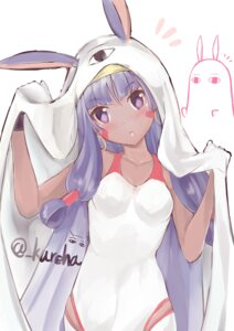 Rating: Safe Score: 26 Tags: animal_ears bunny_ears fate/grand_order kureha_(tomo-yuki) medjed nitocris_(fate/grand_order) swimsuits User: Mr_GT