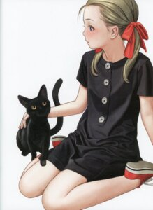 Rating: Safe Score: 20 Tags: dress neko range_murata User: Radioactive