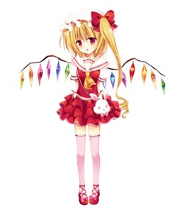 Rating: Questionable Score: 34 Tags: flandre_scarlet mayo_(miyusa) touhou User: gnarf1975