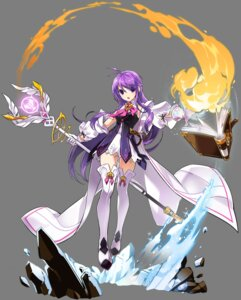 Rating: Safe Score: 30 Tags: aisha_(elsword) dress elsword tagme thighhighs transparent_png weapon User: Nepcoheart
