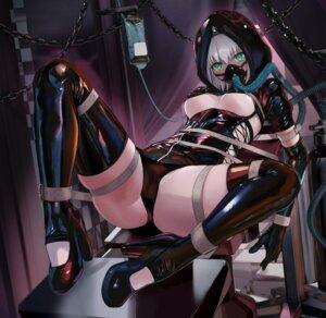 Rating: Questionable Score: 12 Tags: bondage cameltoe gray_(lord_el-melloi_ii) heels lord_el-melloi_ii-sei_no_jikenbo no_bra pantsu sharpffffff skirt_lift tagme thighhighs User: BattlequeenYume