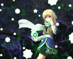 Rating: Safe Score: 17 Tags: gayprince mizuhashi_parsee pointy_ears touhou User: Amperrior