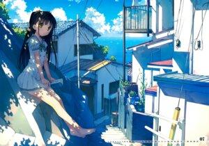 Rating: Safe Score: 138 Tags: calendar kantoku nagisa_(kantoku) seifuku User: Hatsukoi