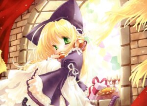 Rating: Safe Score: 8 Tags: august lolita_fashion mitaonsya wreathlit_noel yoake_mae_yori_ruriiro_na User: crim