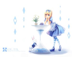 Rating: Safe Score: 20 Tags: alice alice_in_wonderland liras white_rabbit User: yumichi-sama