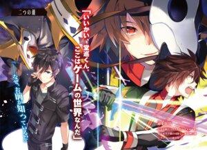 Rating: Questionable Score: 12 Tags: ecstas_online sword taira_tsukune User: kiyoe