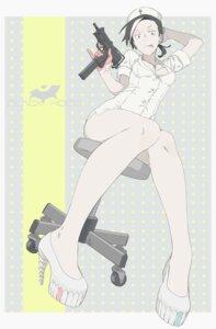Rating: Safe Score: 27 Tags: cleavage gun heels kamezaemon nurse pantyhose User: Mr_GT