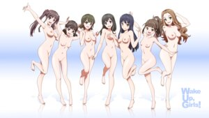 Rating: Explicit Score: 81 Tags: hayashida_airi hisami_nanami katayama_minami kikuma_kaya naked nanase_yoshino nipples okamoto_miyu pussy shimada_mayu wake_up_girls! wallpaper User: torikazeSTR