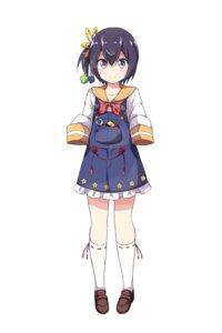 Rating: Safe Score: 3 Tags: kanzanji_moko onsen_musume seifuku ukami User: saemonnokami