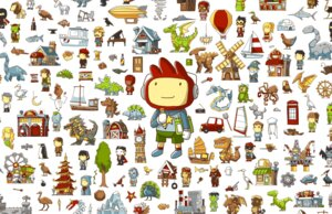 Rating: Safe Score: 10 Tags: scribblenauts tagme User: Radioactive