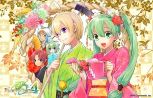 Rating: Questionable Score: 8 Tags: harvest_moon marvelous_entertainment rune_factory rune_factory_4 User: fly24
