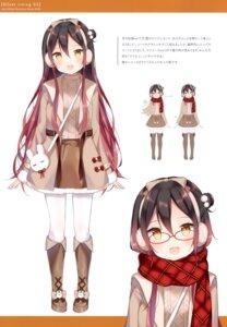 Rating: Safe Score: 14 Tags: character_design pantyhose shiino_sera User: Radioactive